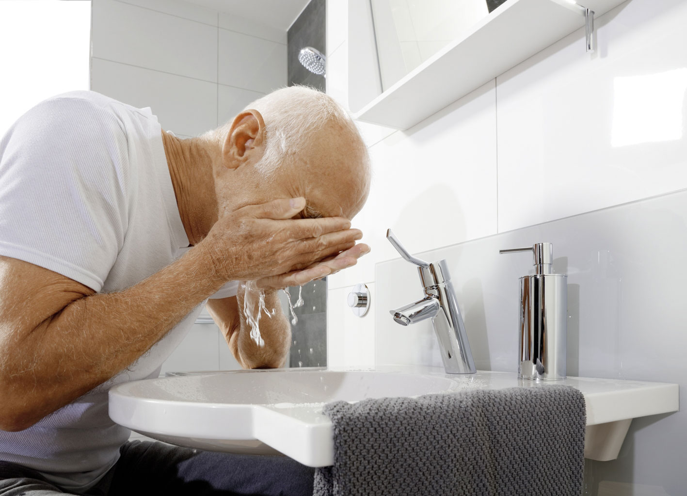 lazienka dla seniora rozwiazania sanitarne viega przystosowane do wieku uzytkownikow4 - Łazienka dla seniora - rozwiązania sanitarne Viega przystosowane do wieku użytkowników