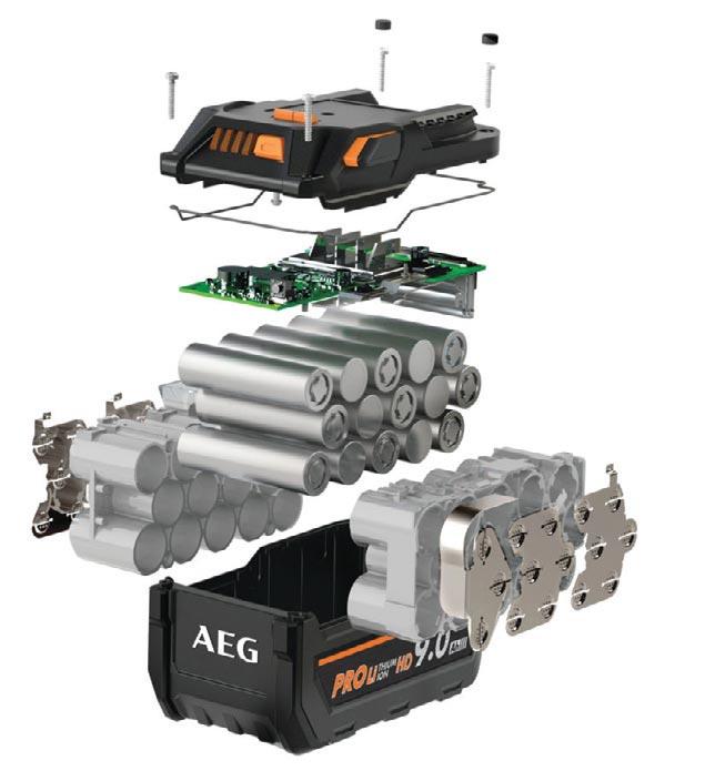 AEG – 120 lat innowacyjnych rozwiązań