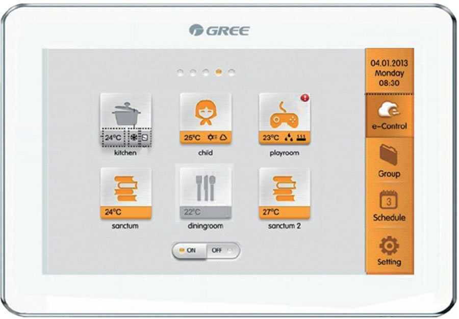 akcesoria opcjonalne czyli pelnia mozliwosci klimatyzatorow gree1 - Opcjonalne akcesoria klimatyzacji, czyli pełnia możliwości klimatyzatorów Gree