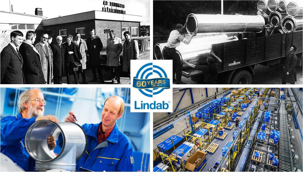 lindab swietuje 60 rocznice powstania firmy - Lindab świętuje 60 rocznicę powstania firmy