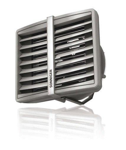 Fot. 6. Obudowom nagrzewnic z serii Heater producent udziela dożywotniej gwarancji. Fot. SONNIGER