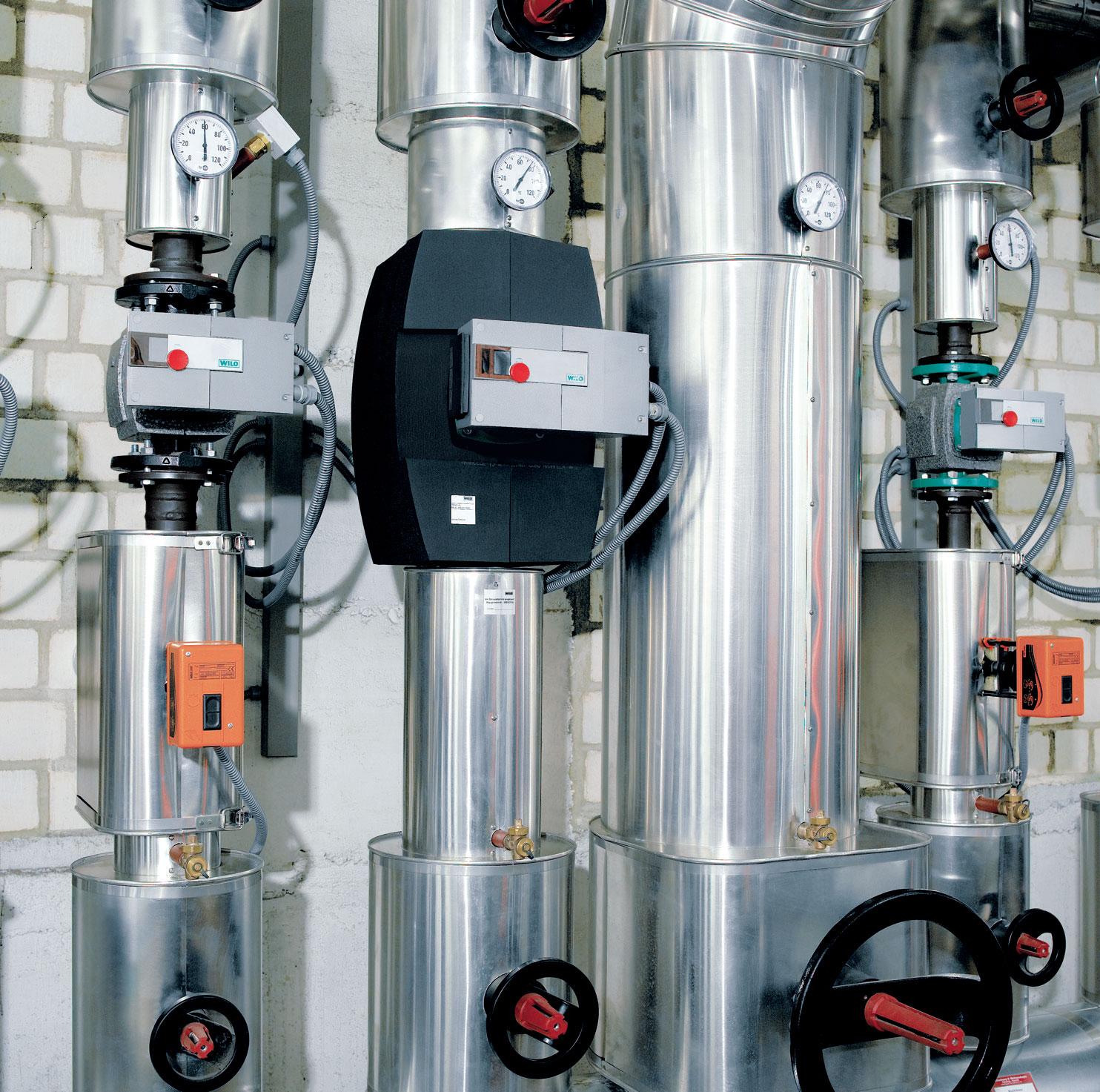 sterowanie pompami obiegowymi1 - Sterowanie pompami obiegowymi