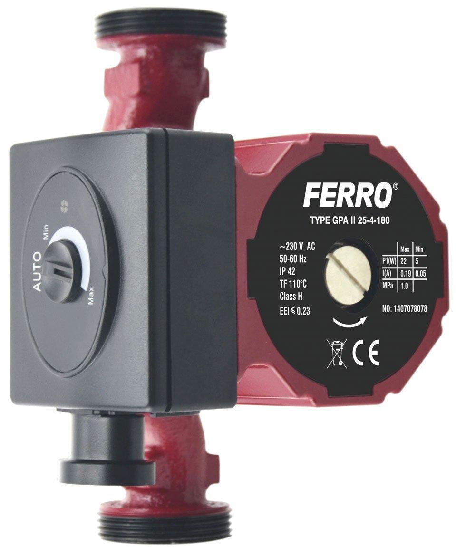 Fot. 1. Pompy ze sterowaniem elektronicznym zastępują urządzenia o tradycyjnej konstrukcji. Fot. FERRO
