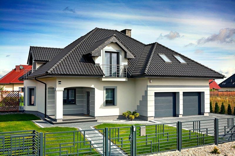 nowoczesnosc kontra klasyka trendy w pokryciach dachowych w 2019 roku - Nowoczesność kontra klasyka. Trendy w pokryciach dachowych w 2019 roku