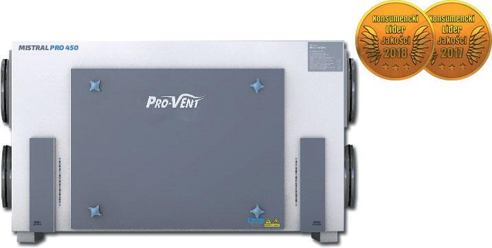 Bez nazwy 1 1 - Inteligentny system wentylacji z rekuperatorem MISTRAL PRO firmy PRO-VENT