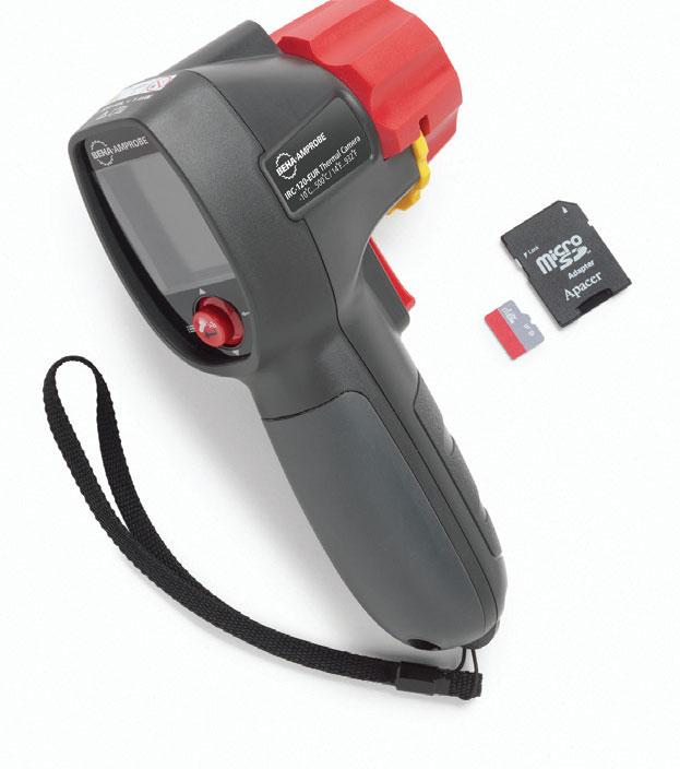 """Bez nazwy 10 - Kamera termowizyjna Amprobe IRC-120, z technologią """"wyceluj i rejestruj"""" debiutuje na polskim rynku"""