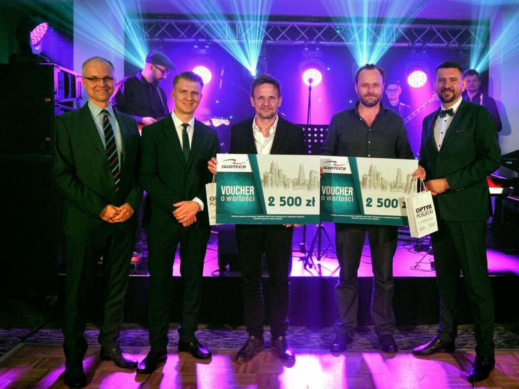 Iglotech partnerem IV Mistrzostw Polski Biznesu, Artystów i Sportu w Snookerze!