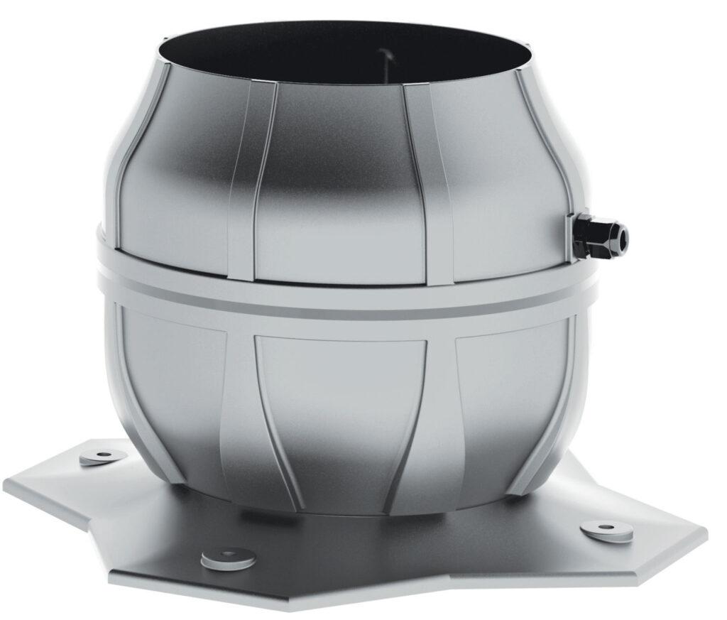 wentylator dachowy vero 150 cicha praca okapow kuchennych 1024x873 - Wentylator dachowy Vero-150, cicha praca okapów kuchennych