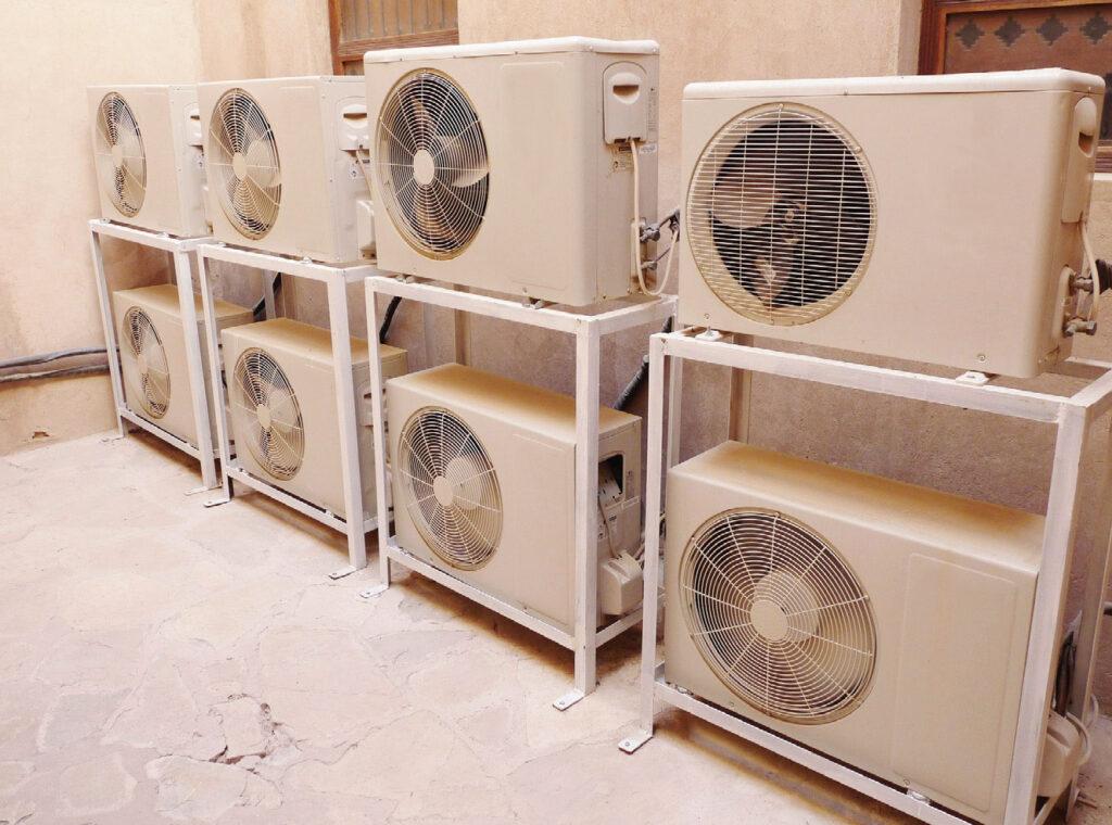 Fot. 2. Rynek klimatyzacji komfortu jest w trakcie przesiadki na ekologiczne czynniki chłodnicze. Fot. PIXABAY.COM