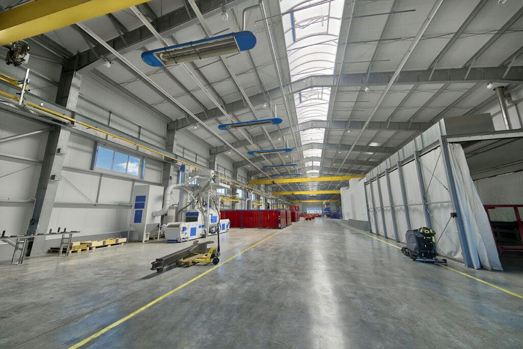 hale dla rolnictwa wykonane ze stali specyfika i zastosowanie 1024x684 - Hale dla rolnictwa wykonane ze stali - specyfika i zastosowanie
