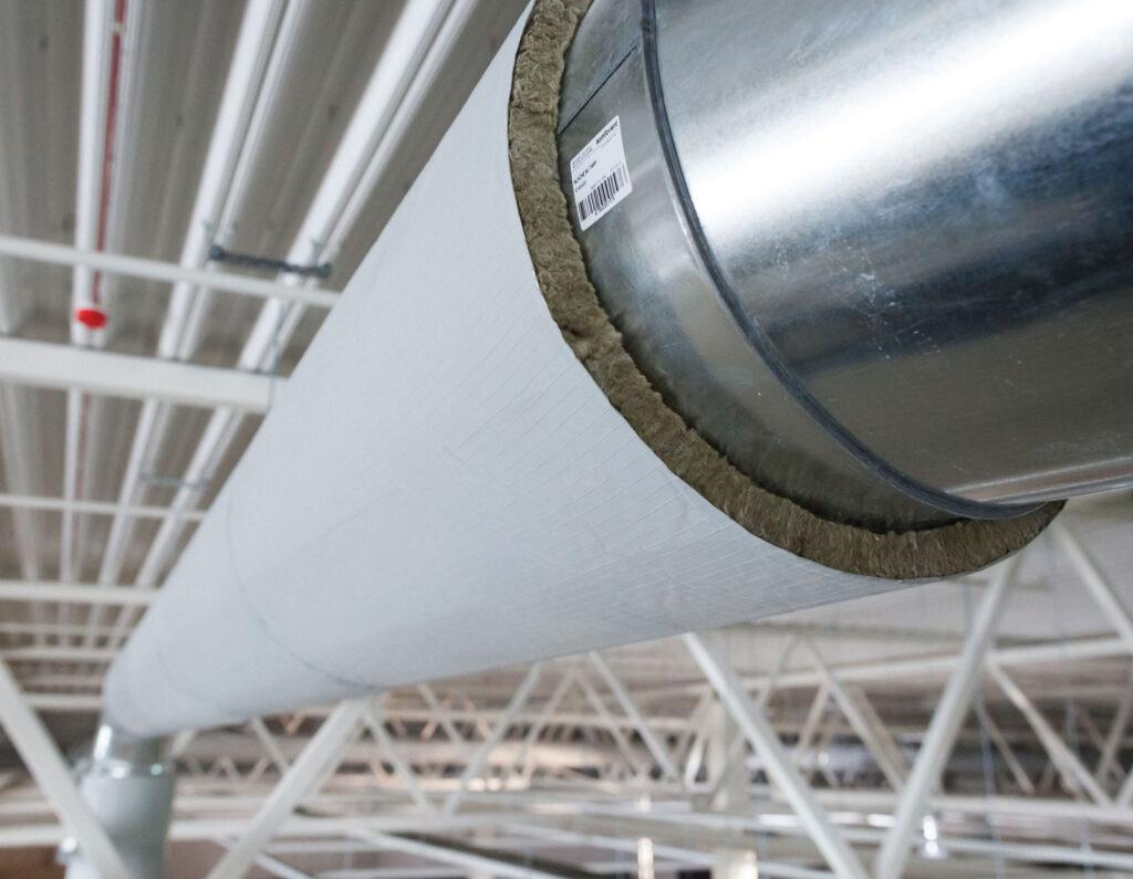 izolacja termiczna systemow hvac4 1024x795 - Izolacja termiczna systemów HVAC