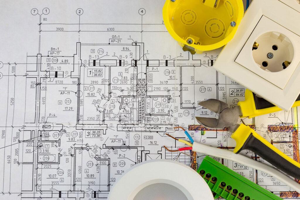 nowoczesna instalacja elektryczna czy warto inwestowac w systemy inteligentne od czego zaczac projekt instalacji1 1 1024x683 - Nowoczesna instalacja elektryczna - czy warto inwestować w systemy inteligentne. Od czego zacząć projekt instalacji?