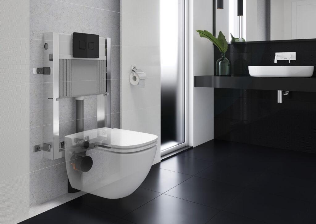 rozwiazania sanitarne w pomieszczeniach bez kanalizacji 1 1024x724 - Stelaże podtynkowe z rozwiązaniami na miarę potrzeb