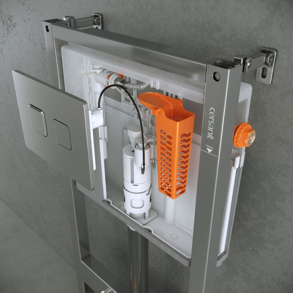 rozwiazania sanitarne w pomieszczeniach bez kanalizacji 3 1024x1024 - Stelaże podtynkowe z rozwiązaniami na miarę potrzeb