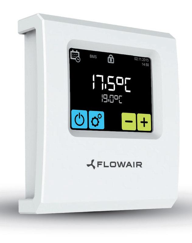 wodne nagrzewnice powietrza i nowoczesne rozwiazania w nich stosowane2 - Wodne nagrzewnice powietrza i nowoczesne rozwiązania w nich stosowane