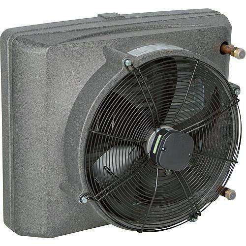 wodne nagrzewnice powietrza i nowoczesne rozwiazania w nich stosowane4 - Wodne nagrzewnice powietrza i nowoczesne rozwiązania w nich stosowane