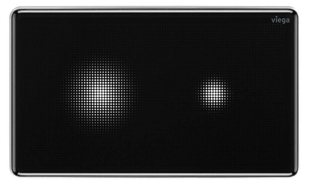 1908 Informacja prasowa Nowe przyciski Visign 05 1024x623 - Design spełniający najwyższe wymagania - nowe przyciski uruchamiające Visign: indywidualne wzory do każdej łazienki