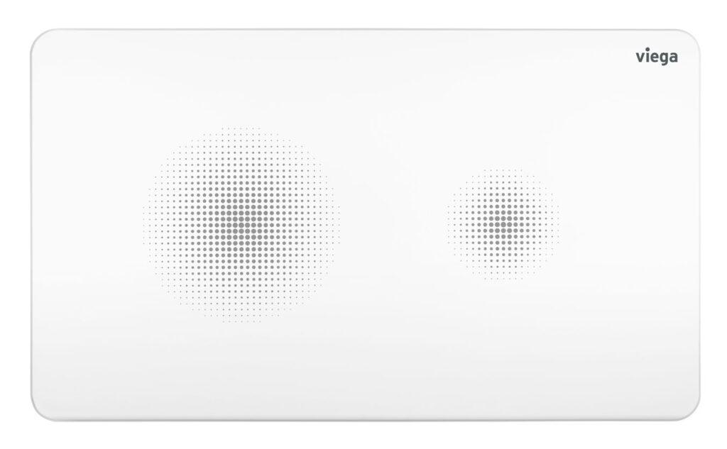1908 Informacja prasowa Nowe przyciski Visign 10 1 1024x633 - Design spełniający najwyższe wymagania - nowe przyciski uruchamiające Visign: indywidualne wzory do każdej łazienki