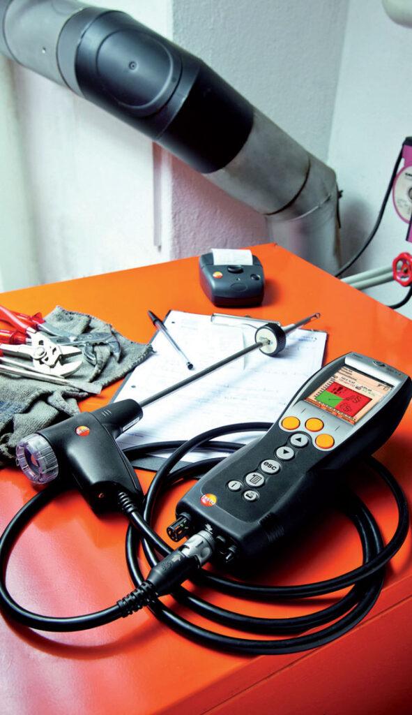 diagnostyka kotlow grzewczych urzadzenia pomiarowe3 591x1024 - Diagnostyka kotłów grzewczych – urządzenia pomiarowe