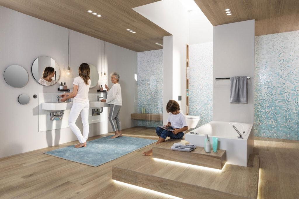 1 1024x683 - Temat na czasie: komfortowa łazienka - rozwiązania przystosowane do potrzeb użytkowników
