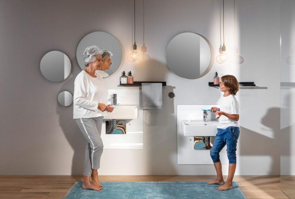 2 1024x692 - Temat na czasie: komfortowa łazienka - rozwiązania przystosowane do potrzeb użytkowników