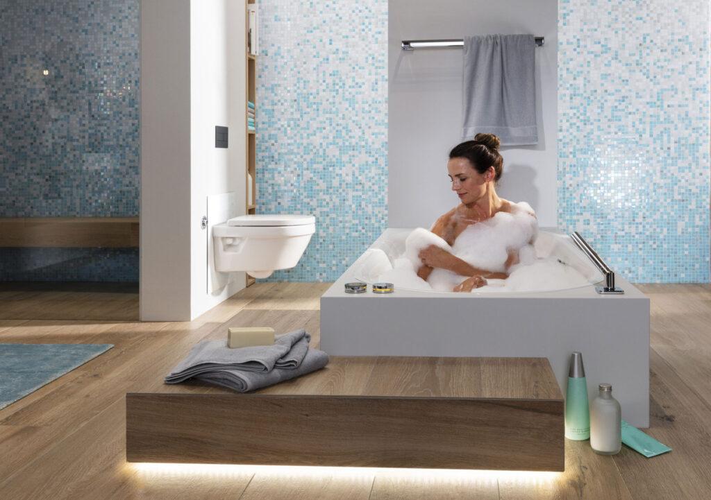 4 1024x721 - Temat na czasie: komfortowa łazienka - rozwiązania przystosowane do potrzeb użytkowników