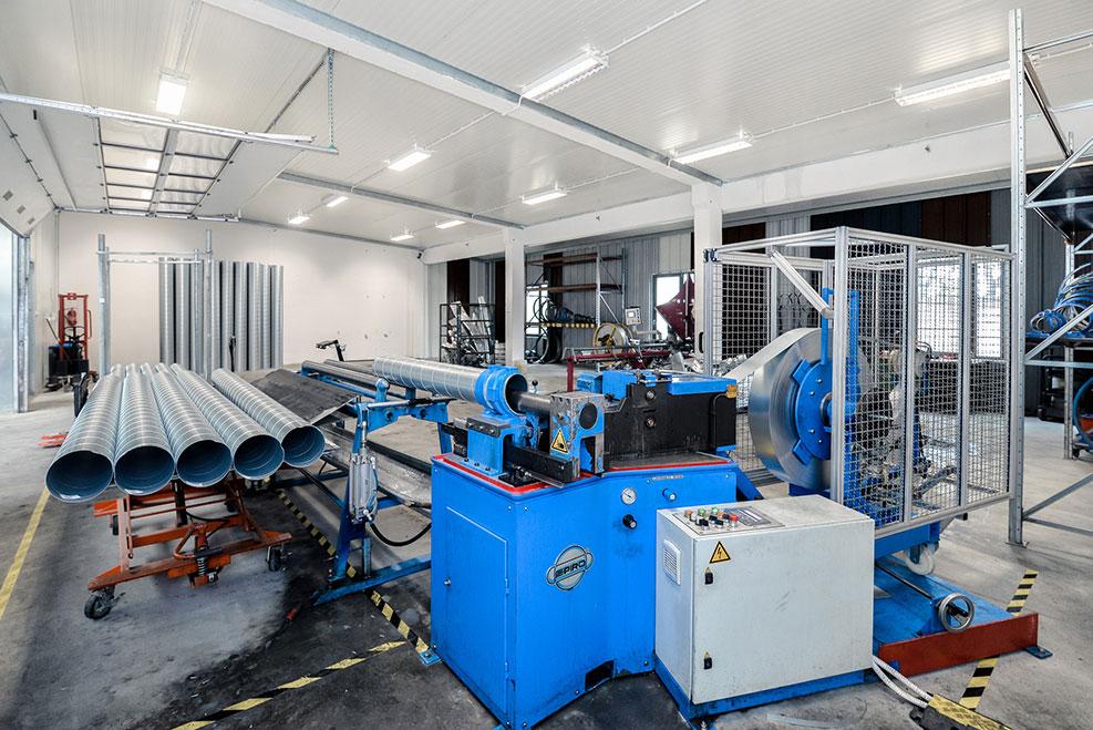 iglotech produkcja elementow wentylacyjnych forvent - Iglotech -produkcjaelementów wentylacyjnychFORVENT