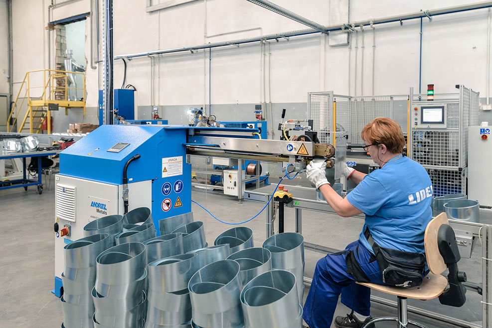 iglotech produkcja elementow wentylacyjnych forvent3 - Iglotech -produkcjaelementów wentylacyjnychFORVENT
