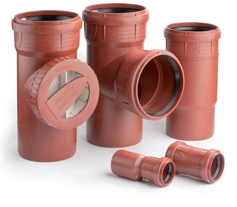 system kanalizacji niskoszumowej master 3 plus2 - System kanalizacji niskoszumowej MASTER 3 PLUS