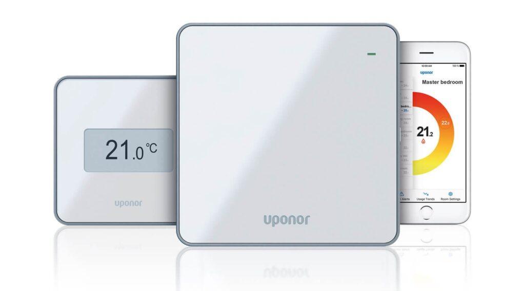 uponor smatrix pulse nowosc w zarzadzaniu ogrzewaniem podlogowym2 1024x568 - Uponor Smatrix Pulse – nowość w zarządzaniu ogrzewaniem podłogowym