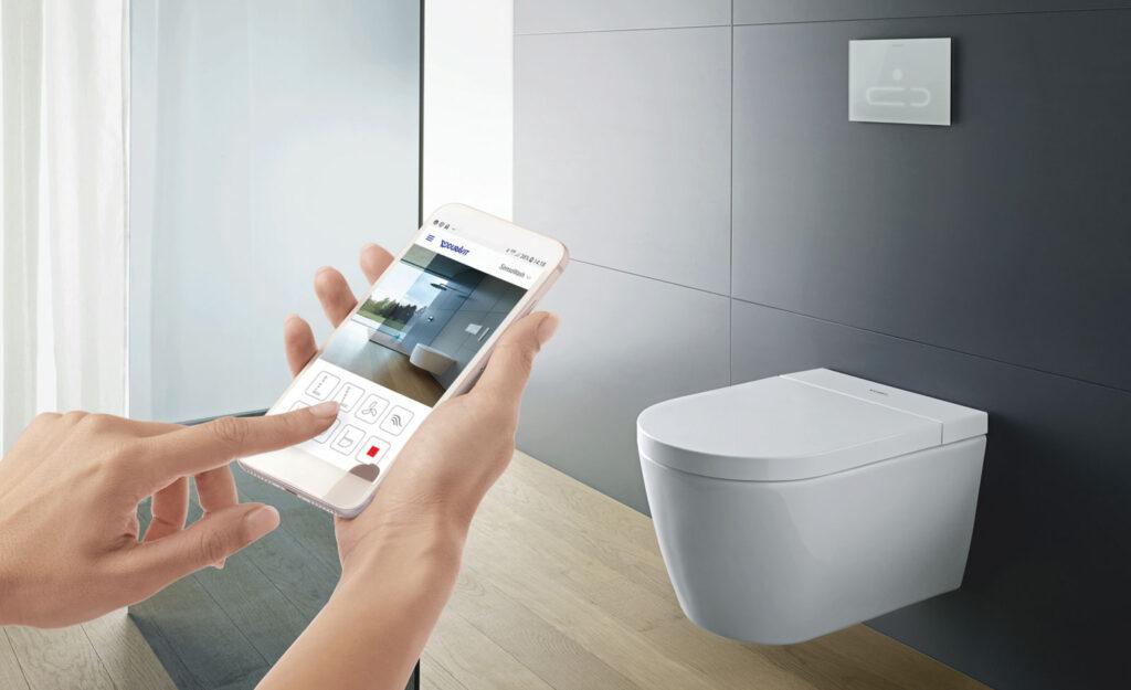 Toalety myjące – nowy standard WC
