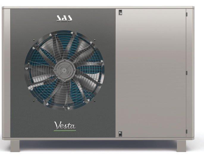 vesta pompa ciepla w ofercie firmy sas - Vesta – pompa ciepła w ofercie firmy SAS