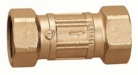 caleffi2 - Zabezpieczenie sieci wodociągowych przed przepływem zwrotnym