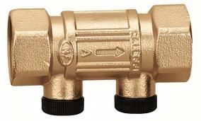caleffi3 - Zabezpieczenie sieci wodociągowych przed przepływem zwrotnym