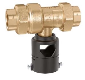 caleffi5 - Zabezpieczenie sieci wodociągowych przed przepływem zwrotnym