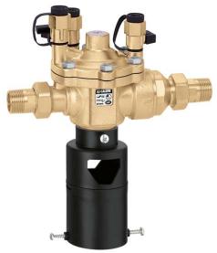 caleffi6 - Zabezpieczenie sieci wodociągowych przed przepływem zwrotnym