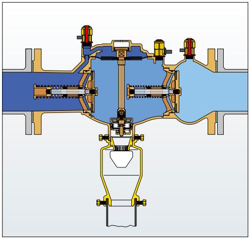 caleffi7 - Zabezpieczenie sieci wodociągowych przed przepływem zwrotnym