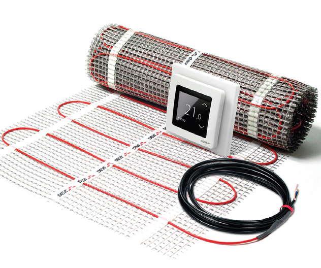 elektryczne ogrzewanie plaszczyznowe – maty czy kable grzejne2 - Elektryczne ogrzewanie płaszczyznowe – maty czy kable grzejne?
