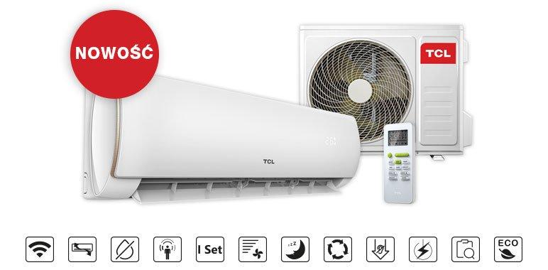 nowe modele klimatyzatorow tcl w ofercie 1 - Nowe modele klimatyzatorów TCL w ofercie Lindab
