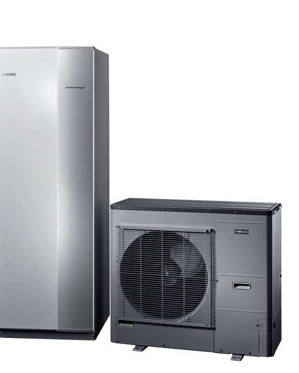 powietrzna pompa ciepla – kiedy wybrac split a kiedy monoblok5 - Powietrzna pompa ciepła – kiedy wybrać split, a kiedy monoblok?