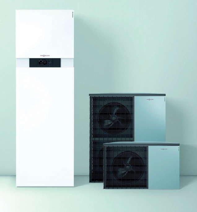 powietrzna pompa ciepla – kiedy wybrac split a kiedy monoblok7 - Powietrzna pompa ciepła – kiedy wybrać split, a kiedy monoblok?