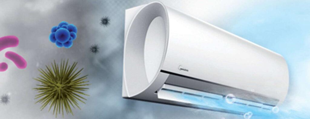 przelom w klimatyzacji midea jonizator i filtr biohepa w jednym urzadzeniu3 1024x395 - Przełom w klimatyzacji Midea Jonizator i filtr bioHEPA w jednym urządzeniu