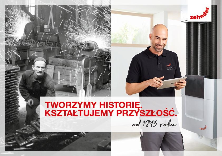 zehnder tworzyl historie teraz ksztaltuje przyszlosc - Zehnder tworzył historię, teraz kształtuje przyszłość