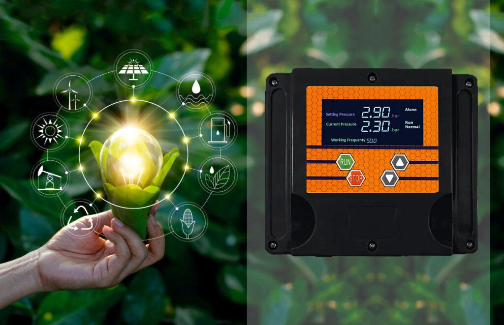 obniz zuzycie energii nawet o 60 dzieki inteligentnym przemiennikom czestotliwosci do pomp 1024x661 - Oszczędzaj pieniądze i środowisko i obniż zużycie energii nawet o 60% dzięki inteligentnym przemiennikom częstotliwości do pomp