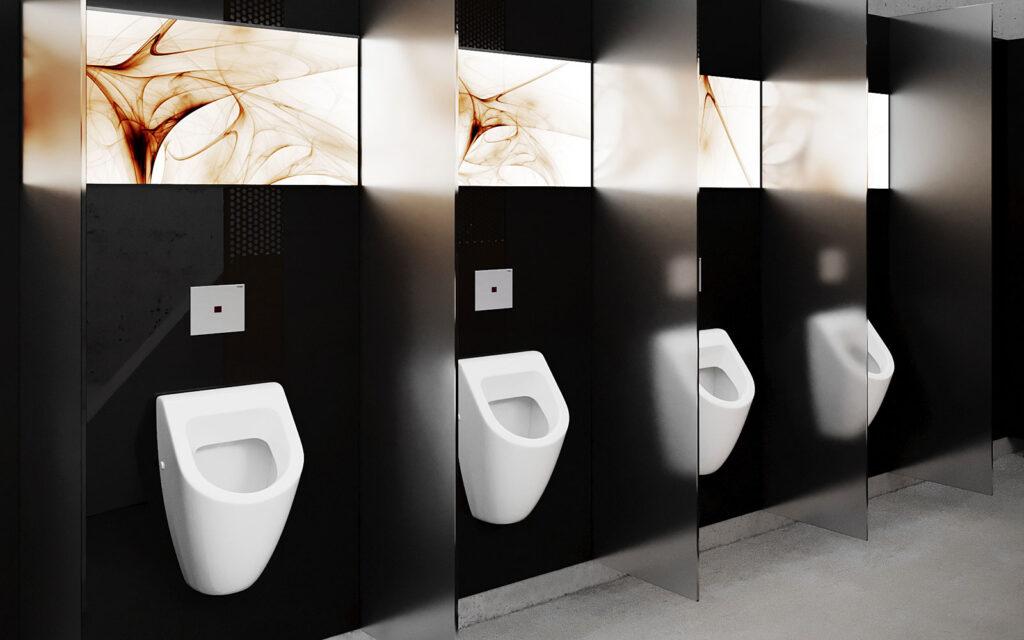 nowy wymiar higieny w toaletach bezdotykowe splukiwanie pisuarow viega3 1024x640 - Nowy wymiar higieny w toaletach - poznaj technologie Viega zapewniające bezdotykowe spłukiwanie pisuarów