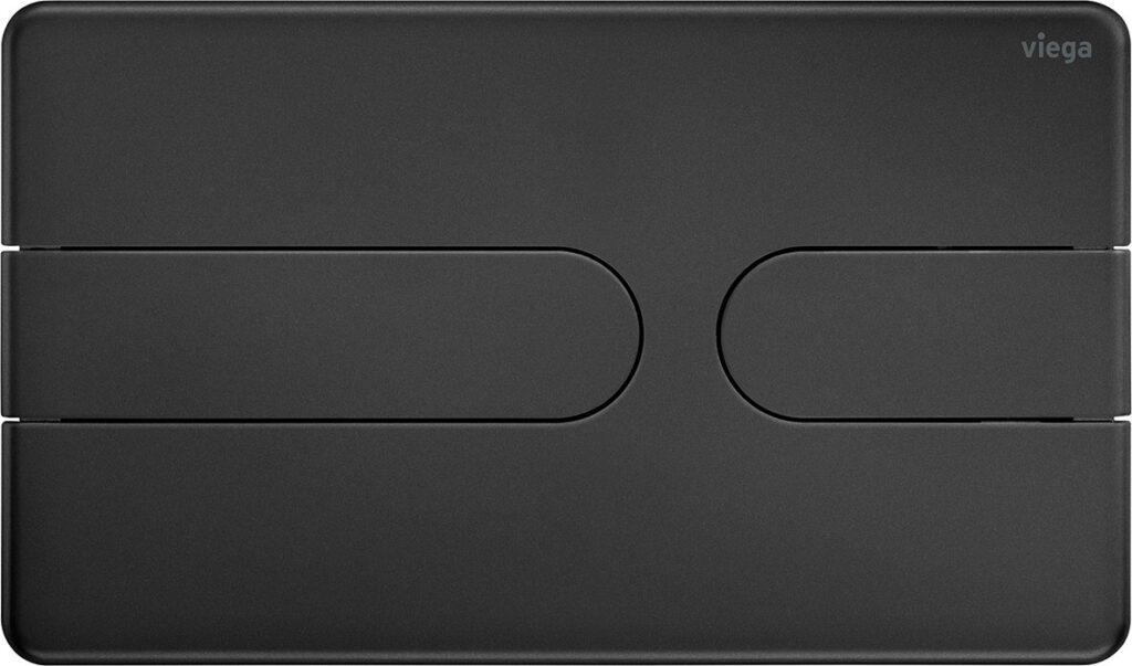 przyciski uruchamiajace do wc w stylowej matowej czerni nowa odslona serii viega visign for style4 1024x603 - Przyciski uruchamiające do WC w stylowej matowej czerni - nowa odsłona serii Viega Visign for Style
