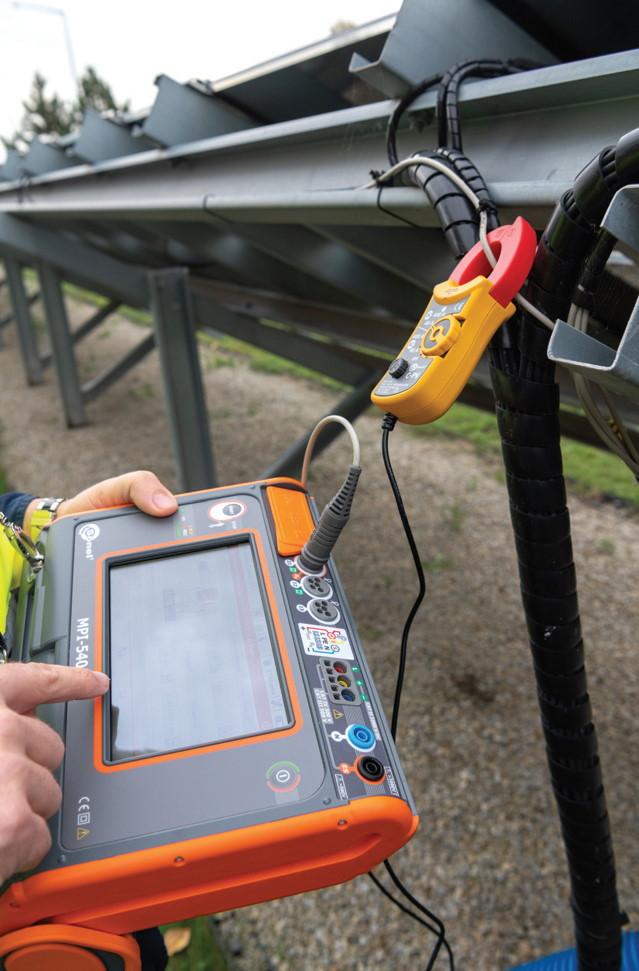 urzadzenia do pomiarow instalacji fotowoltaicznej3 - Urządzenia do pomiarów instalacji fotowoltaicznej