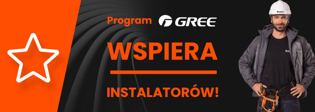 program lojalnosciowy gree wspiera instalatorow wystartowal w aplikacji 1024x364 - Program lojalnościowy Gree Wspiera Instalatorów wystartował w aplikacji