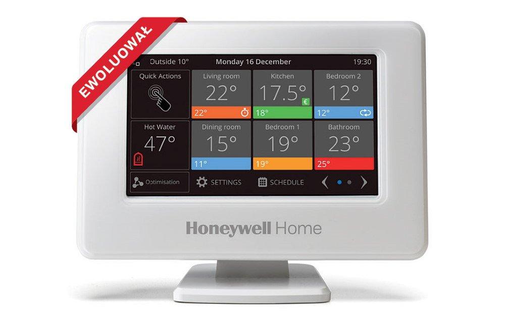 honeywell home evohome firmy resideo jeszcze inteligentniejszy system z podzialem na strefy - Honeywell Home evohome firmy Resideo. Jeszcze inteligentniejszy system z podziałem na strefy