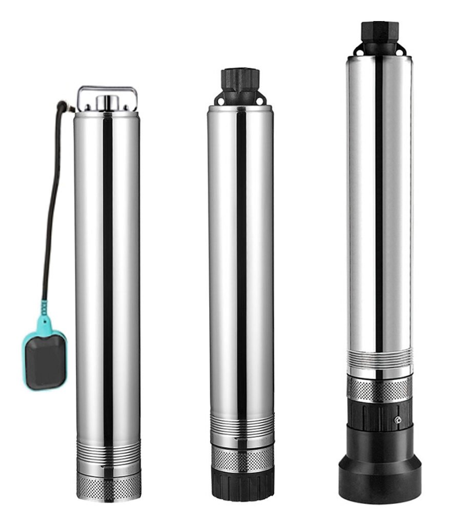pompy do studni glebinowych3 878x1024 - Pompy do studni głębinowych - pompa głębinowa czy pompa zatapialna?